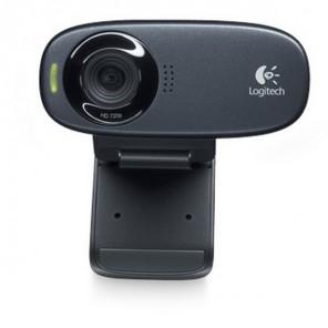 Logitech C310 webcam 5 MP 1280 x 720 Pixel USB Nero