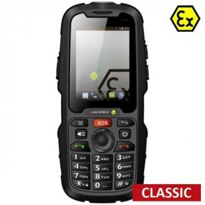 Mobile i.safe IS310.2 Atex senza fotocamera