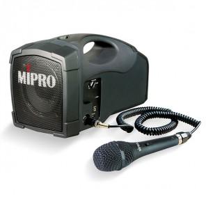 Mipro MA101C Amplificazione portatile + microfono