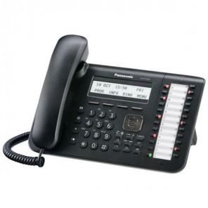 Telefono Fisso Panasonic KX-DT543 Nero