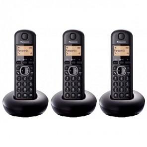 Panasonic KX-TGB213 Trio Nero