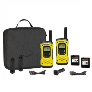 Coppia Ricetrasmittenti Motorola T92 H2O