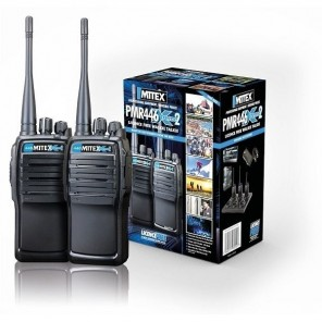 Walkie-talkie Mitex PMR446 Xtreme 2 UHF