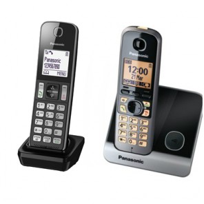 Cordless Panasonic KX-TG6751 + Panasonic KX-TGDA30