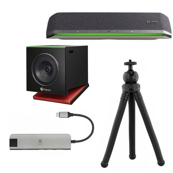 Pacchetto per videoconferenze Poly Sync 60