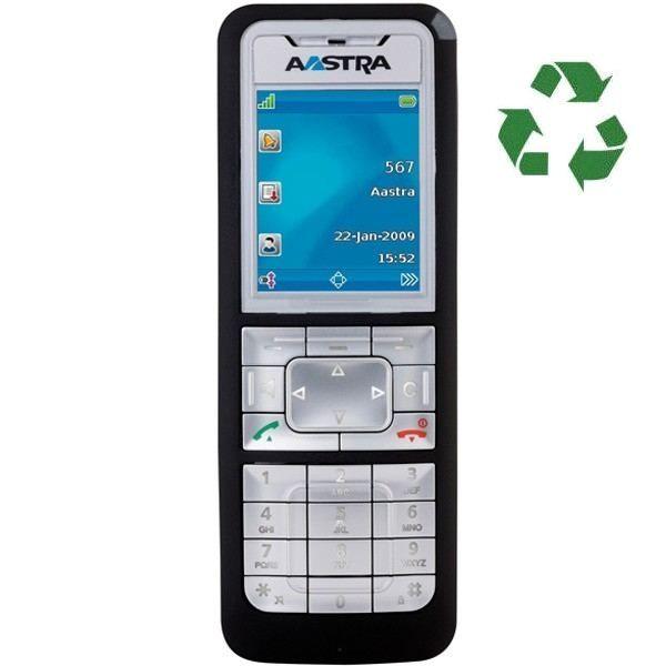 Telefono cordless Aastra 622D con caricabatterie - Ricondizionato