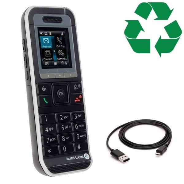 Telefono cordless Alcatel-Lucent 8232 DECT Ricondizionato