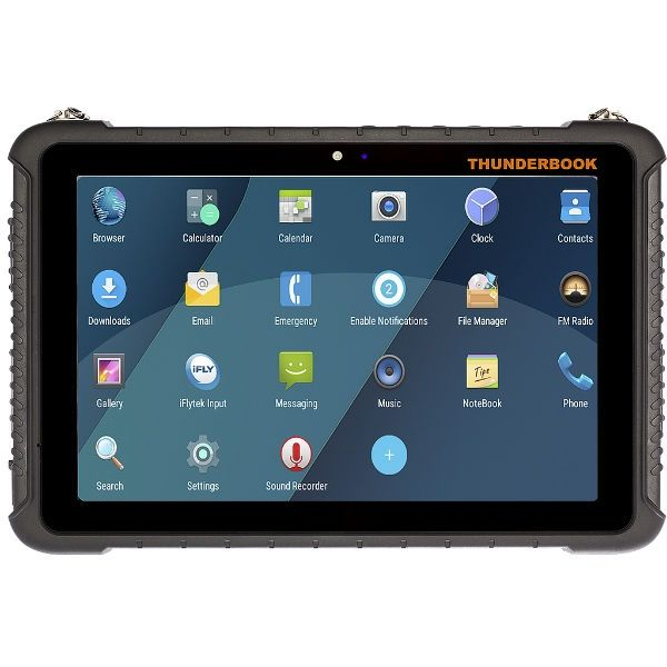 Tablet Thunderbook Colossus A100 - D1120 - Android 8