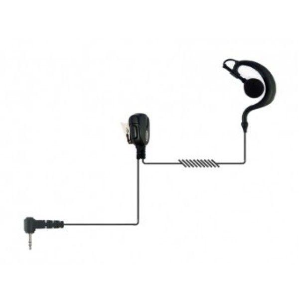 Auricolare contorno orecchio per Kenwood PKT23