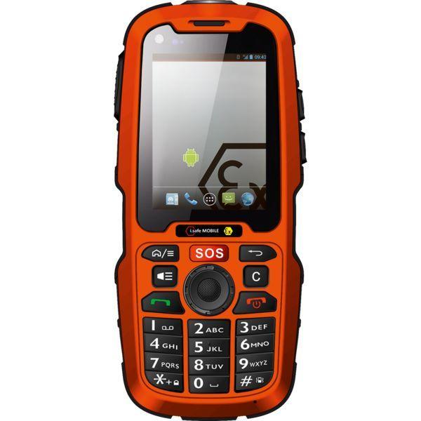 Smartphone Atex i.Safe IS320