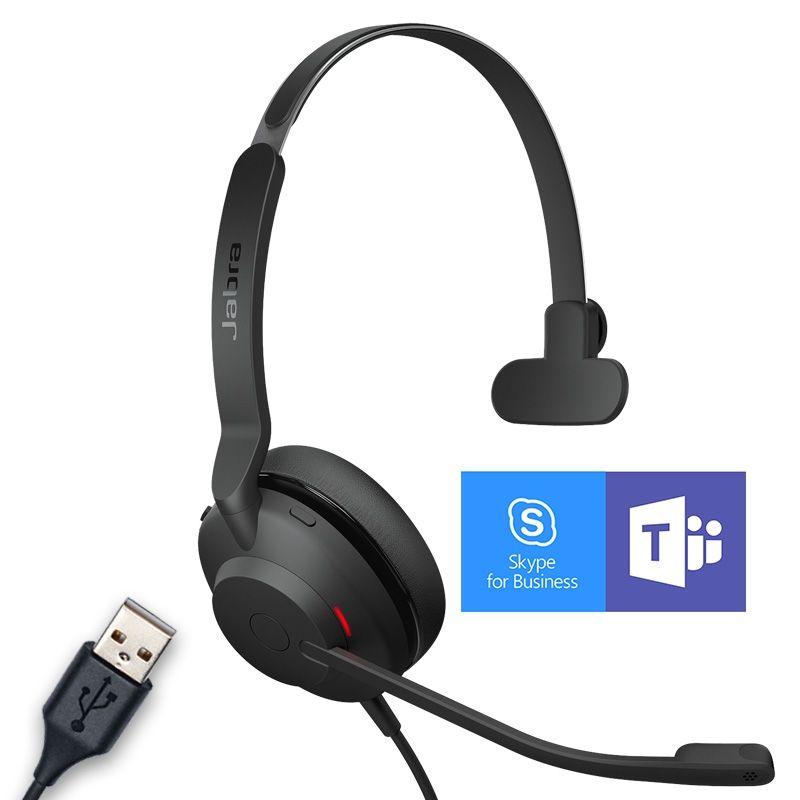 Jabra Evolve2 30 Mono USB-A MS