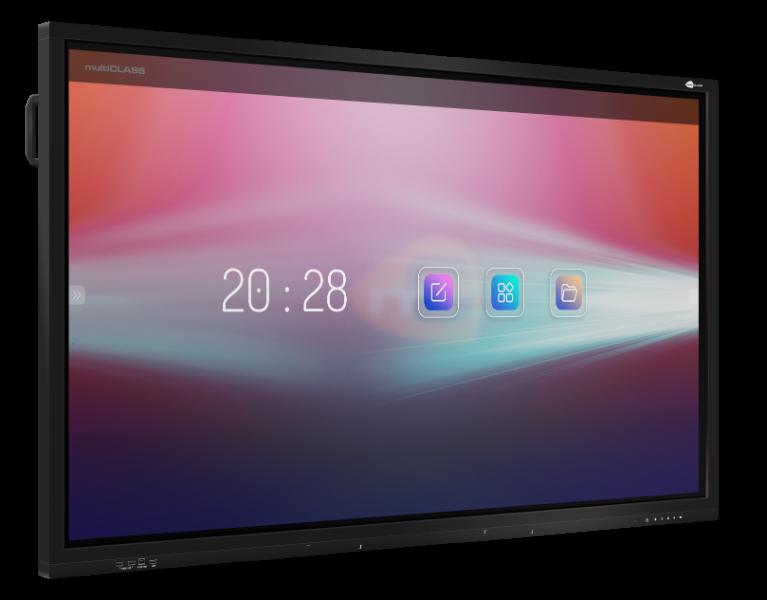 """Multi-Classe 65"""" 4K 20 touch screen interattivo"""