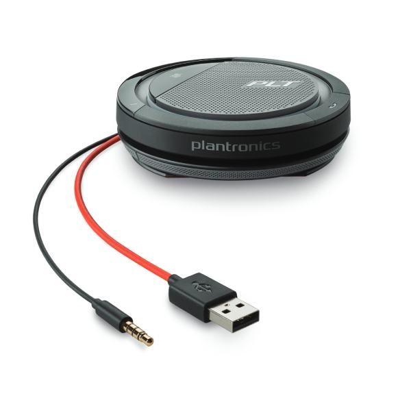 Plantronics Calisto 5200 - USB-A e Jack 3.5mm