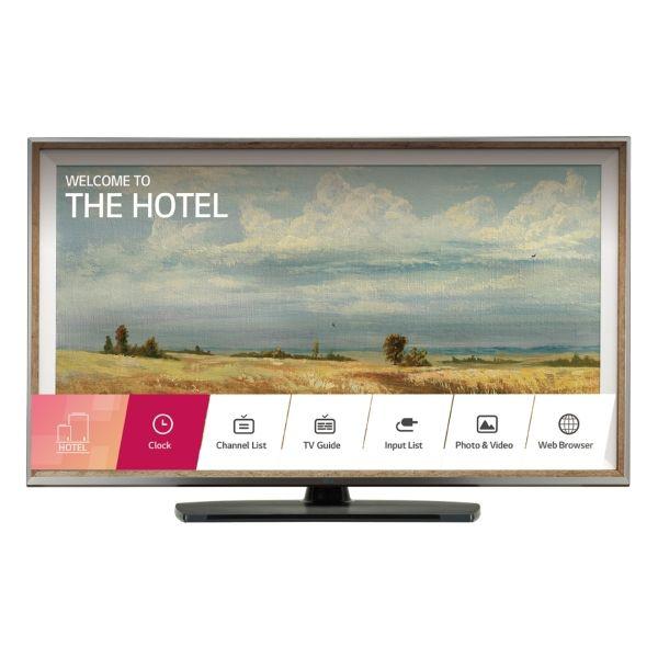 LG Ultra HD HDR UU761H - 43''