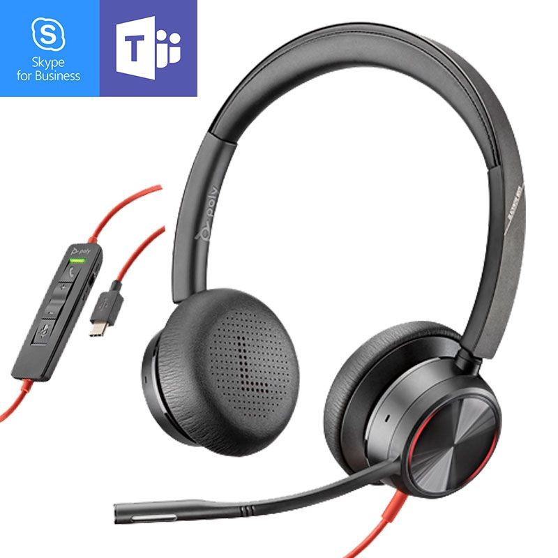 Poly Blackwire 8225 USB-C MS