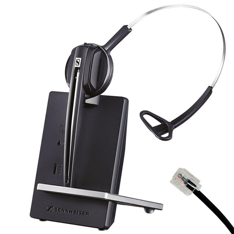 Cuffia Wireless Sennheiser D10 Phone