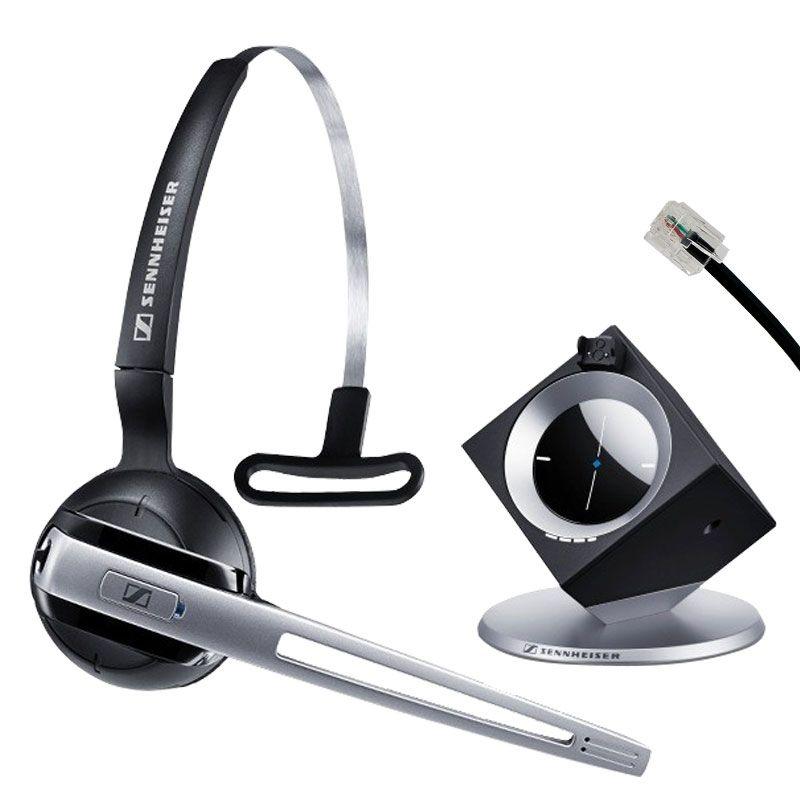 Cuffia Wireless Sennheiser DW 10 Phone