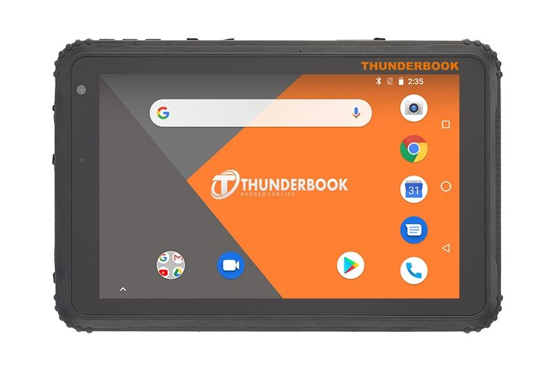 Thunderbook Titan A101