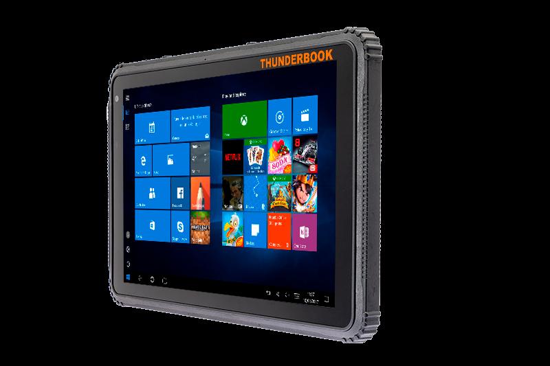 "Thunderbook Titan W100 10"" - Windows Home"