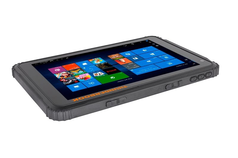 "Thunderbook Titan W800 8"" - Windows"
