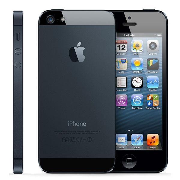 Image of iPhone 5 32Gb Nero ricondizionato