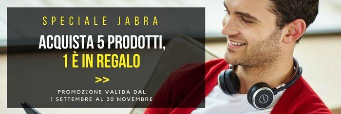 Promo Jabra 5+1