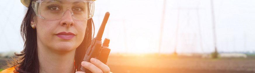 Batterie di ricambio per ricetrasmittenti e walkie talkie