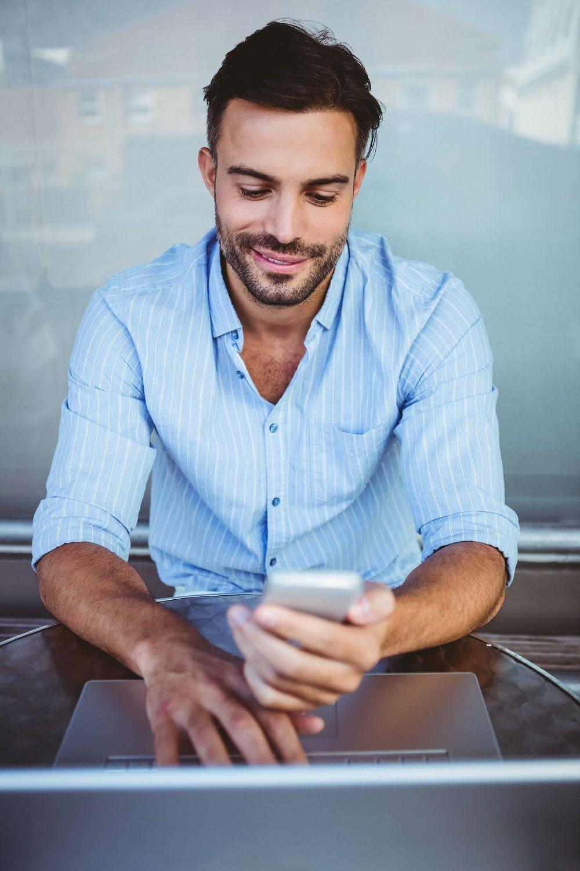 Auricolari e smartphone