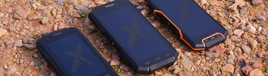Smartphone per uso professionale