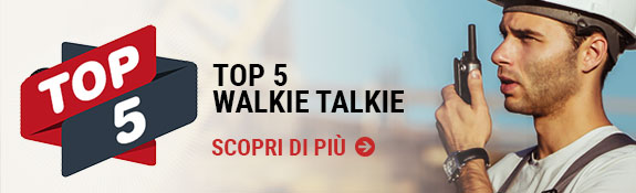Top 5 Walkie Talkies