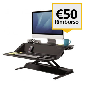 Workstation Sit-Stands Lotus Fellowes
