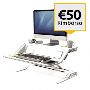 Workstation Sit-Stand Lotus DX Fellowes