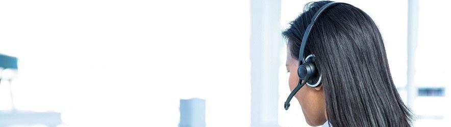 CUFFIE WIRELESS DECT: LIBERTA' DI MOVIMENTO.
