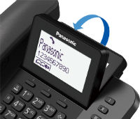 Teléfono Panasonic KX-TGF310